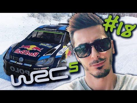 WRC 5 - RALLY DI CASA!