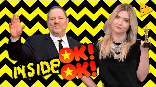 Harvey Weinstein: crise em Hollywood | Inside OK!OK!