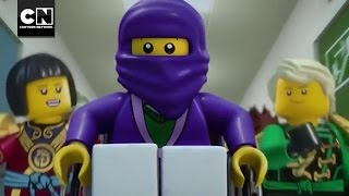 On The Run | Ninjago | Cartoon Network