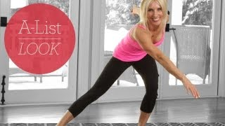 Crazy Cardio Challenge | A-List Look With Valerie Waters