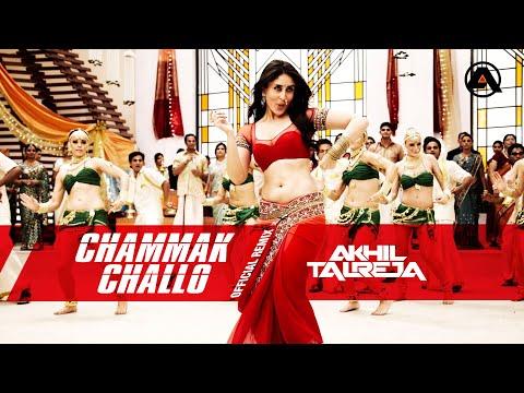 Chamak Challo_Ra1 (SRK DANCE MIX) - DJ AKHIL TALREJA