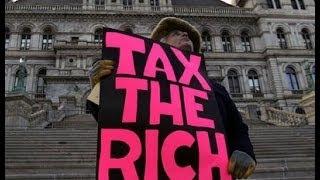 Millionaires: Tax Us More, Raise Minimum Wage
