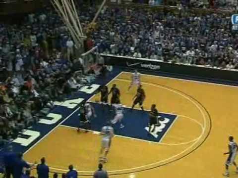 Duke Basketball - Gerald Henderson's Top 10 Dunks 2008-09