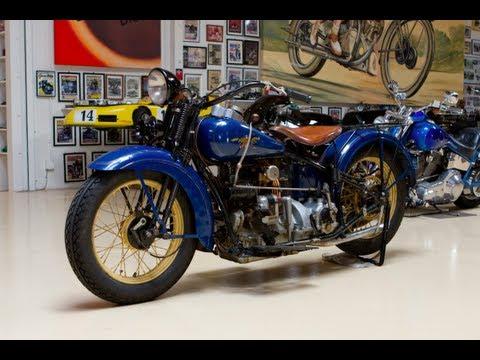 1931 Henderson KJ - Jay Leno