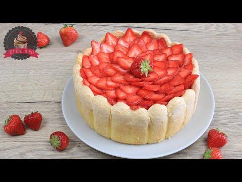 charlotte-aux-fraises-🍓