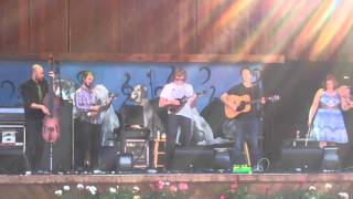 """Only a Northern Song,"" Yonder Mountain String Band w Sam Bush, Telluride, 2015"