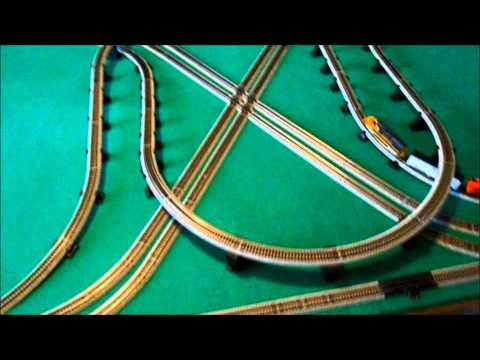 Bachmann E-Z Track Train Board