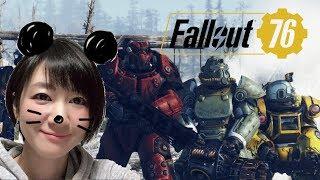 #1【Fallout76】みんなと行く!アパラチア復興物語!(概要欄必読)「フォールアウト76」【おに子】PS4 女性実況 thumbnail