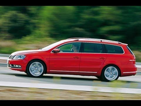 Erste Fahrt Im VW Passat  - Was Der 2010er Passat Alles Kann