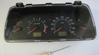 Приборная панель ВАЗ 2115, разборка- сборка.