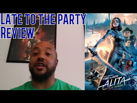 Alita Battle Angel will BREAK Captain Marvel!!!!