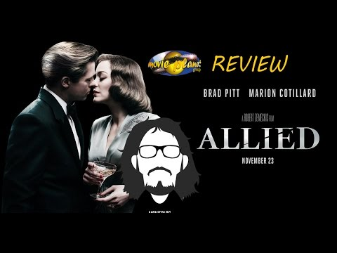Movie Planet Review- 170: RECENSIONE ALLIED