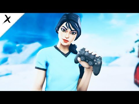 This New Controller Recruit Is INSANE... (Fortnite Montage)