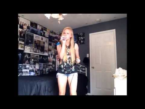 Crown The Empire - Mnstr (vocal Cover)