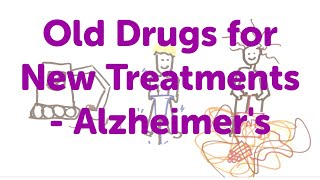 Minute Lectures: Old Drugs for New Treatments - Alzheimer's