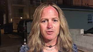 Staying Healthy On The Road With Doug Aldrich