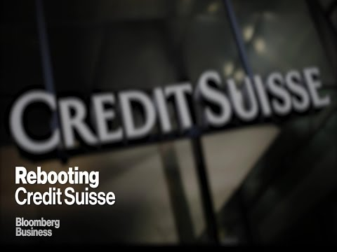Credit Suisse Shifts Focus to Wealth Business