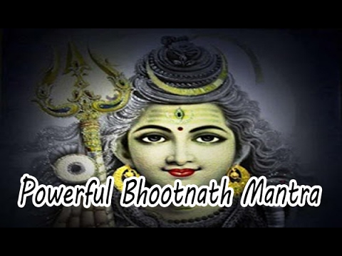 Mantra To Exorcise Evil Spirits & Ghosts | Powerful Bhootnath Mantra