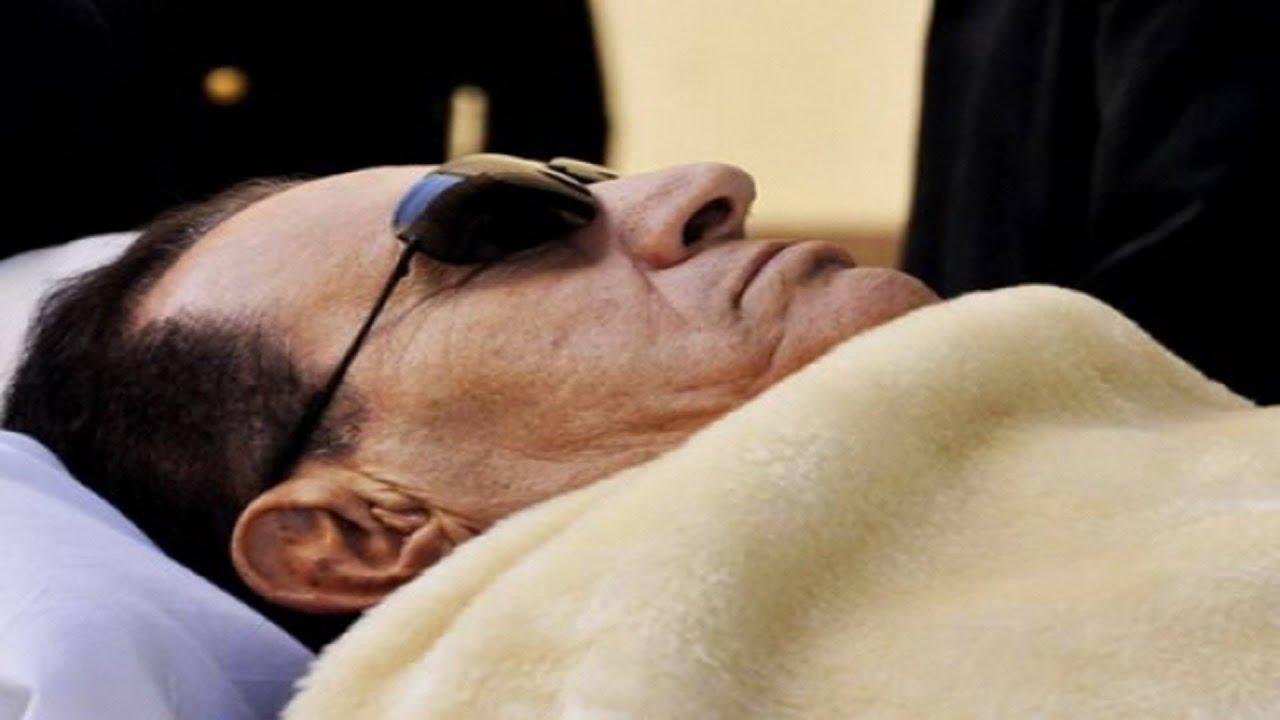 شاهد حصريا مقبرة الرئيس السابق  محمد حسنى مبارك الذى جهزها لنفسة سرا