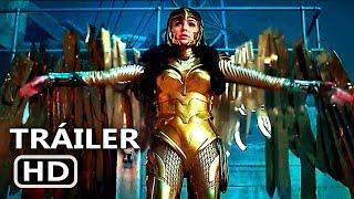 MUJER MARAVILLA 1984 Tráiler (2020) Wonder Woman 2