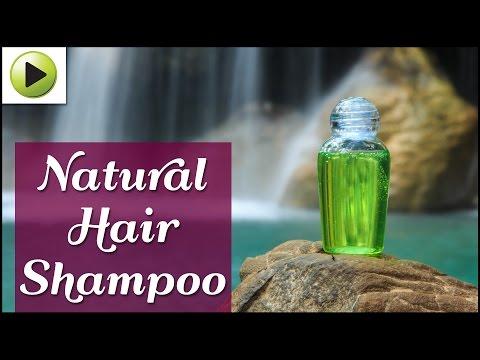 Natural Homemade Hair Shampoo