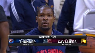 [Ep. 09/15-16] Inside The NBA (on TNT) Tip-Off – Thunder vs. Cavaliers Preview