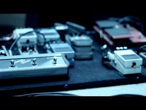 Triage band uk @ blast studios newcastle - studio update 1