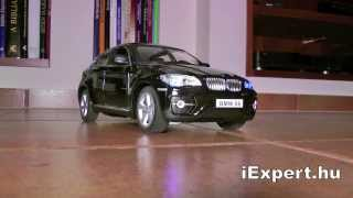 iCar BMW bluetooth játékautó, ahol a telefonod a távirányító !