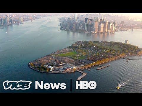 Adriaan Geuze Made Governors Island Stormproof (HBO)