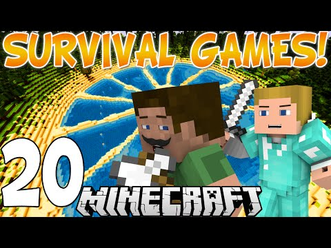 "MINECRAFT: SURVIVAL GAMES! #20 ""CRAZY NEW ITEMS!"" w/KenWorth"