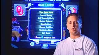 PlayStation Underground Jampack Winter 2001 [NCAA Gamebreaker 2001] [Cool Move] [Clip 1]