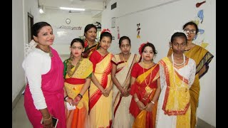 Dance and Music Competition at saraswati world school