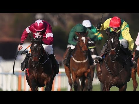 Apple's Jade - Leopardstown Group 1 Christmas Hurdle (Nichols Canyon Fall Edited Out) 28/12/17