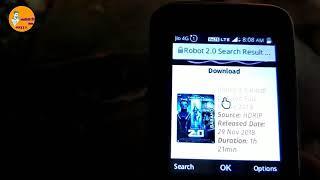 rm of Jio फोन में मूवी डाउनलोड करे रोबोट 2 0