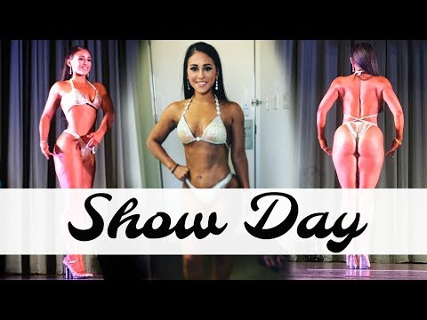 Journey to the Stage Finale | Show Day (Pacific Muscle Classic 2017)