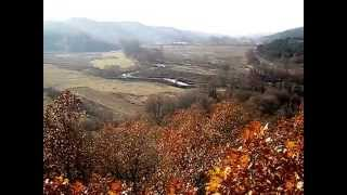 The Bulgarian Samuil's fortress