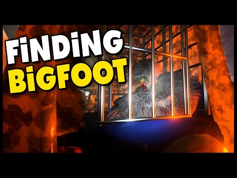 Finding Bigfoot - HUNTER CAPTURES BIGFOOT & All Missing Tourists Hikers Found! [CHALLENGE! Gameplay]