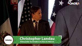Inauguración de las Comisiones Sonora-Arizona y Arizona-México