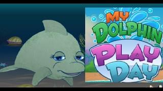 Мой Дельфин. Уход за дельфином. Игра мультик. My Dolphin. Kids games. Детское тв.