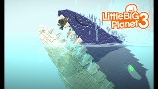 LittleBIGPlanet 3 - We Finally Get One [Whale Eater] - Playstation 4