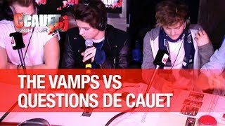Milf or Young, The Vamps répondent aux questions de Cauet C'Cauet s...