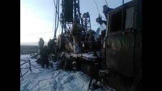 МЧС рассматривает две причины пожара на нефтяной скважине в Татарстане