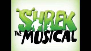 Shrek The Musical ~ Travel Song ~ Original Broadway Cast
