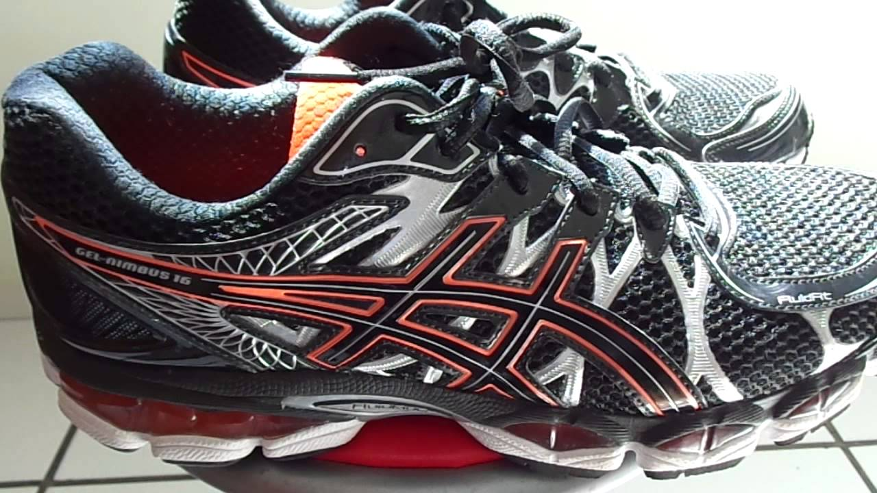 Teste do Tênis  Asics Gel Nimbus 16 - YouTube 9f1cc40281f27