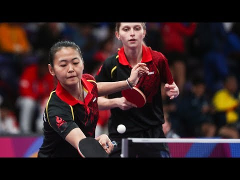 2019 North American Olympic Trials - Table Tennis - Women's Team