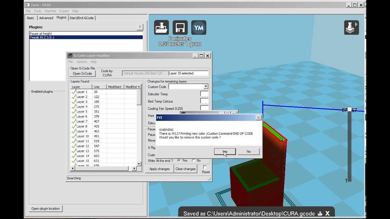 Gcode Tools
