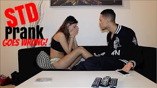 STD Prank Goes Wrong!