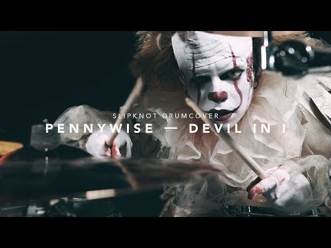 SHROOM - SLIPKNOT Drum Cover By Pennywise [Video]