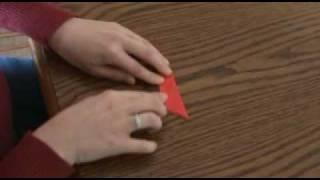 Origami Dove Demo
