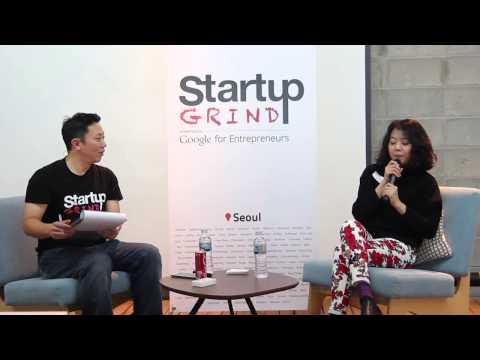 Startup Grind Seoul Hosts Hee-Eun Park (Altos Ventures)